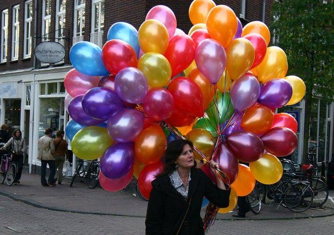 Где купить воздушные шары с гелием